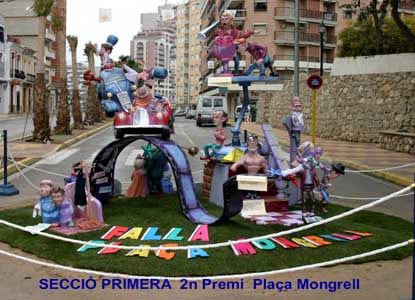 S. PRIMERA 2on Premi - Mongrell